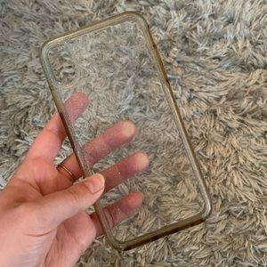 Sparkly Clear Otterbox IPhone X